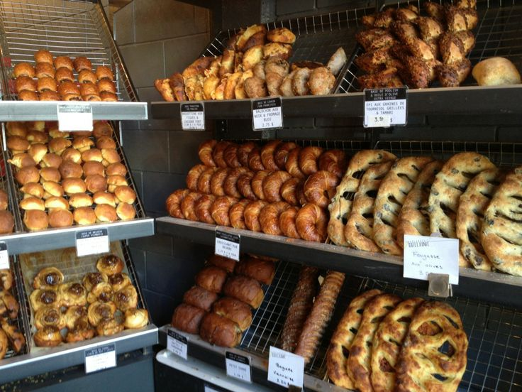 Boulangerie Guillaume in Montreal, QC