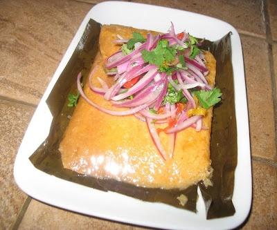 Tamales -recipe