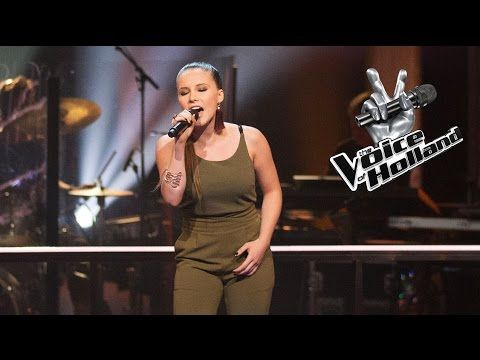 Nikita Pellencau – Till It Hurts / Shotgun (The Knockouts | The voice of Holland 2015) - YouTube