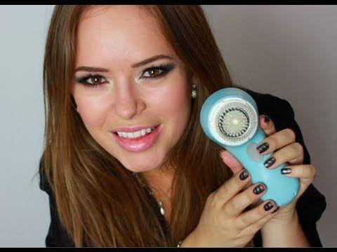 Pixi2woo Beauty Blogger's Clarisonic Mia Review