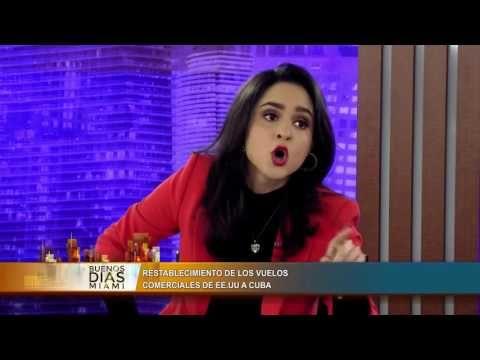 Cuba videos: Buenos Dias Miami Septiembre 01, 2016. Confrontación entre bloguera…