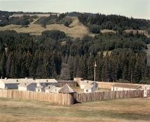 Did you think that Saskatchewan is flat - not true. High hills hid rum-runners and gun-slingers at Fort Walsh National Historic Site of Canada. Hike out into the Cypress Hills.