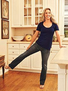 Denise Austin's Easy Exercise Moves