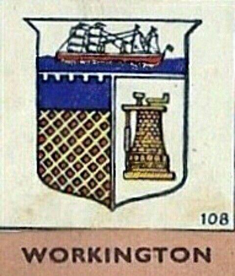 Workington crest.