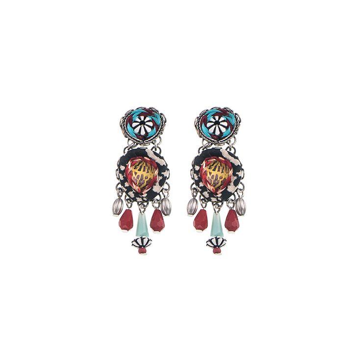 Maya Haze Earrings Ayala Bar Summer 2016 Hip Collection