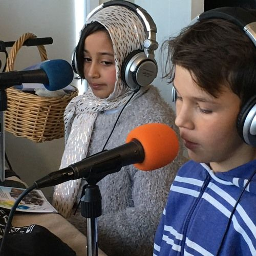 Young Journalists from Australian Muslim Voice Speak about their radio programme by UNIC Canberra on SoundCloud