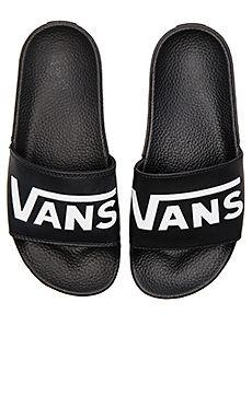 Vans Vans Slide-On in Black