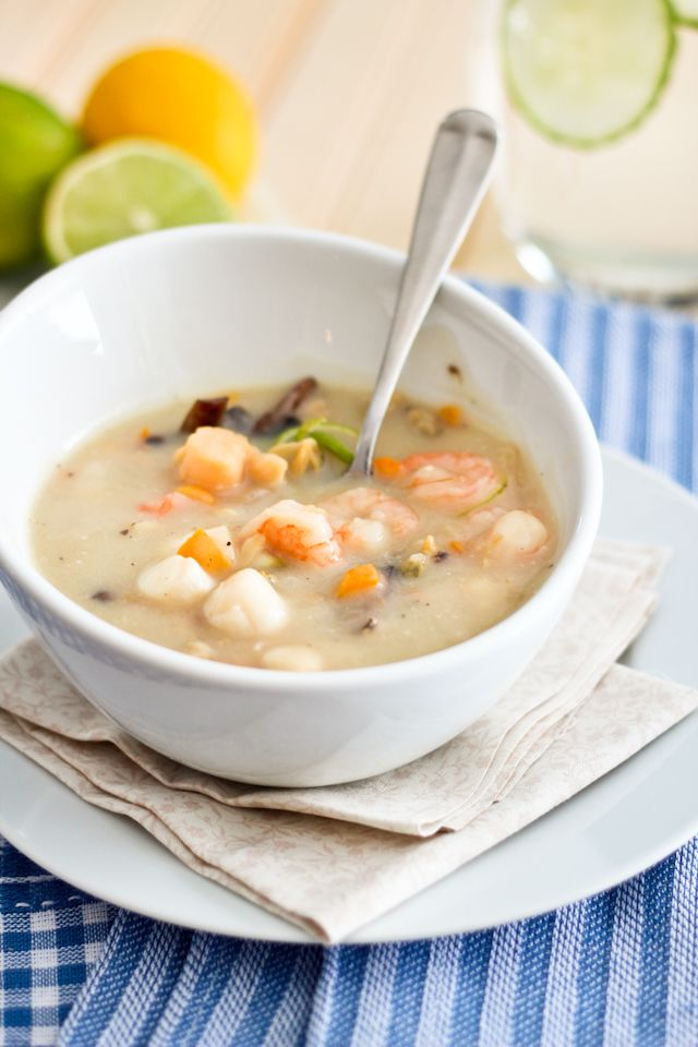 104 best soups and salads images on pinterest cooking for Best fish chowder recipe