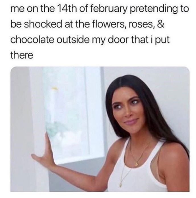 17 Anti Valentine S Day Memes For The Salty Singles Funny Valentine Memes Valentines Day Memes Valentines Memes