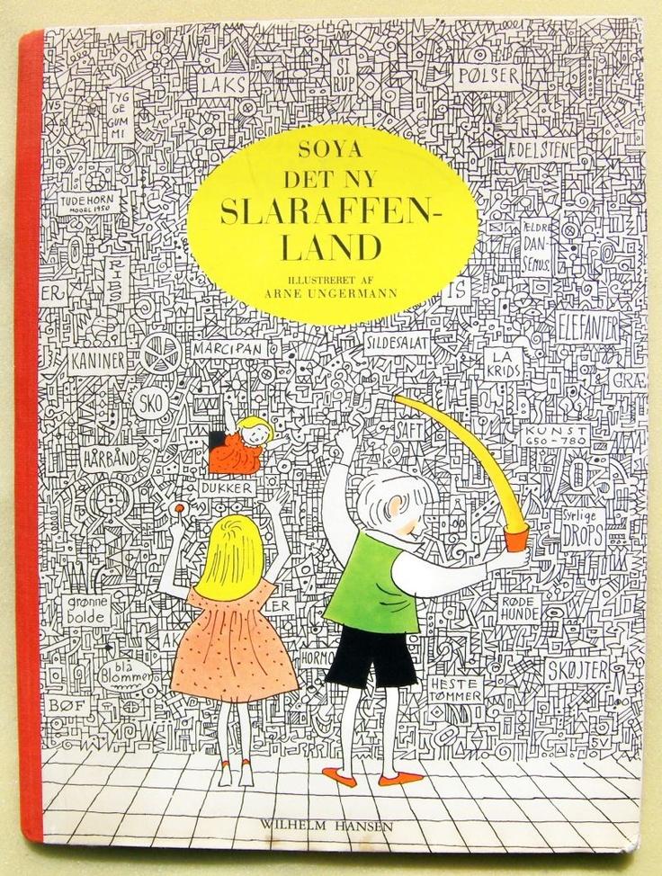 Arne Ungermann, book cover
