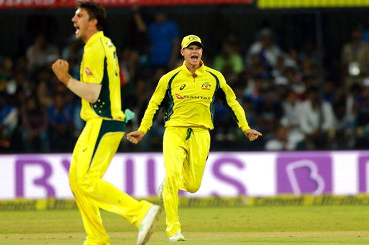India vs Australia Live Cricket Score 4th ODI at Bengaluru: Warner Finch Depart as Kohli & Co Fight Back