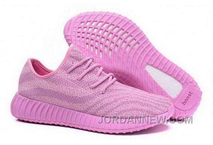 http://www.jordannew.com/women-adidas-yeezy-boost-550-pink-shoes-for-sale.html WOMEN ADIDAS YEEZY BOOST 550 PINK SHOES FOR SALE Only $101.00 , Free Shipping!
