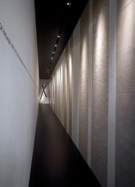 Corridoio di casa via Alfieri
