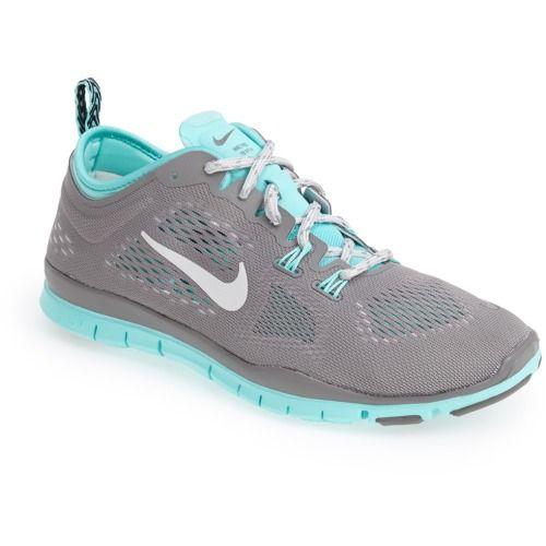 $100.00 Nike 'Free 5.0 TR Fit 4' Training Shoe (Women) White/ · Chaussures  NikeChaussures D'entraînementNike ...