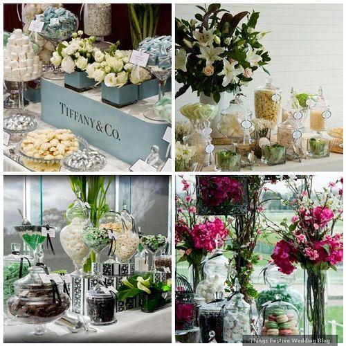 Wedding Reception Slideshow Ideas: Best 25+ Elegant Candy Buffet Ideas On Pinterest