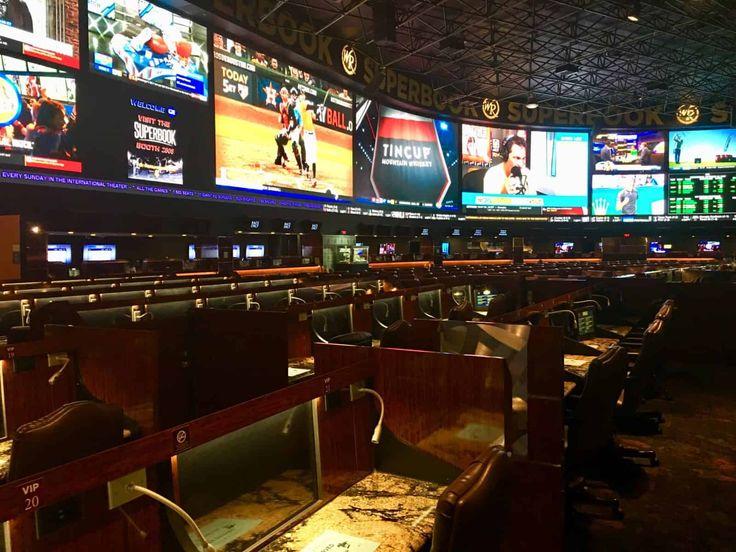 Top Sportsbooks on the Vegas Strip Las Vegas Then and