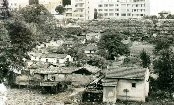 1960 lar Fındıkzade Çukurbostan Istanbul