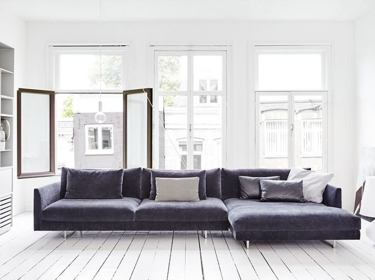 AXEL XL Fabric sofa by Montis design Gijs Papavoine