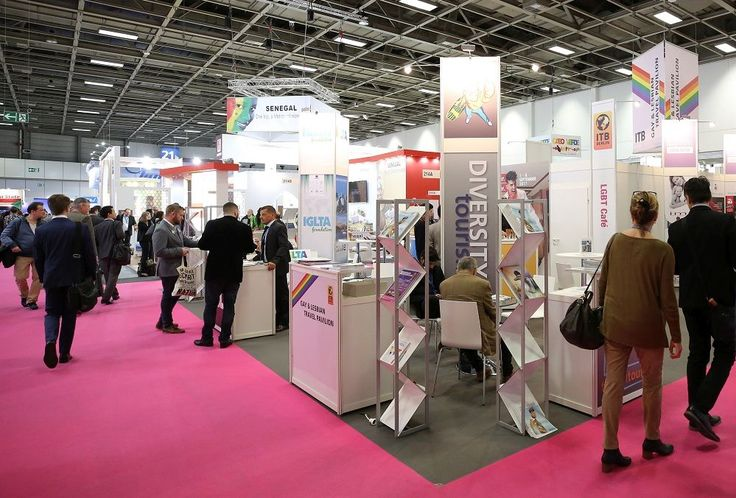Diversity Takes Center Stage at ITB Berlin 2018 Gay and Lesbian Pavilion