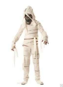 Mummy's Curse Child Tween Costume Monster Childrens Warpped