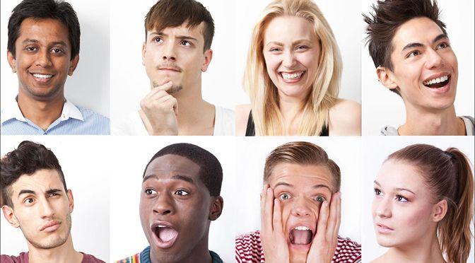 Les différentes expressions du visage http://jefouinetufouines.fr/2015/01/29/communication-non-verbale-analyse-expressions-du-visage/