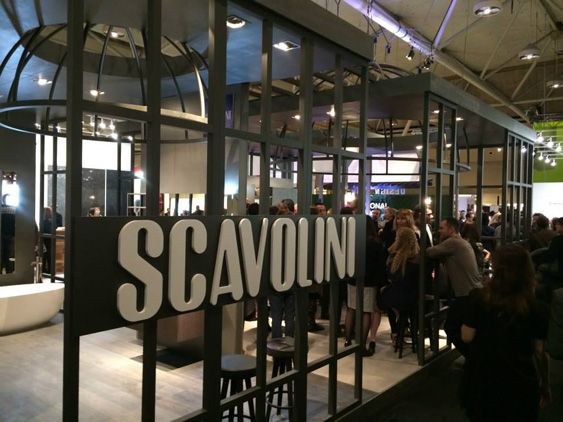 Interior Design Show, Toronto   Scavolini won the Award for the Best Booth Design in our category   @Sherrie Scott Design Show   Jan 23-26, 2014   #IDS14