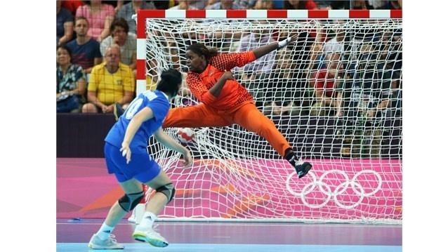 28-07-2012 - Handball - HB - Women - DAVYDENKO Ekaterina