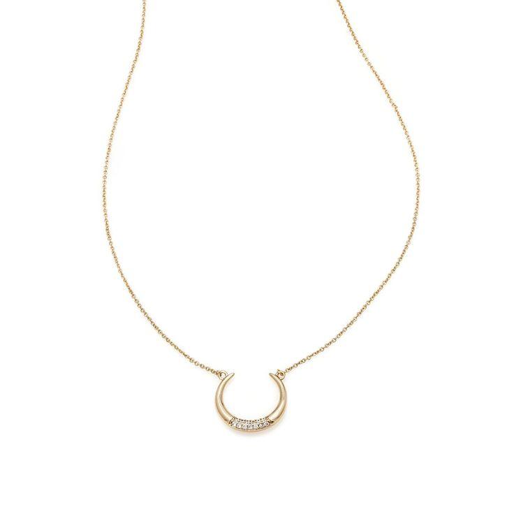 Melanie Auld   Luna Necklace - Gold