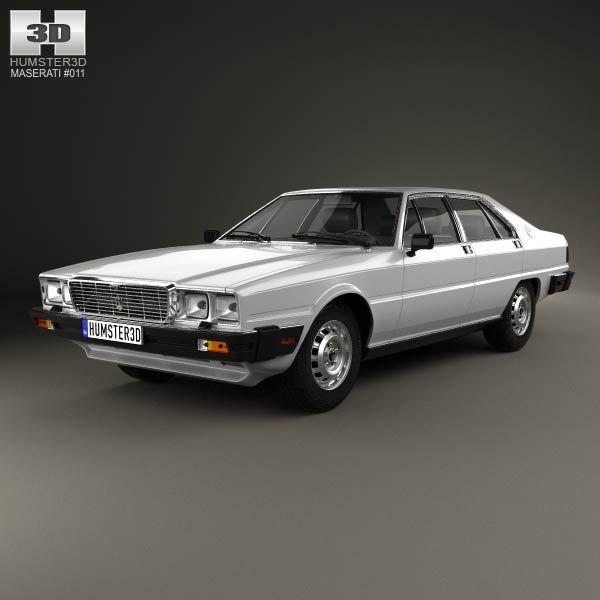 2018 maserati models. perfect maserati maserati quattroporte royale 1979 3d model from humster3dcom price 75 for 2018 maserati models