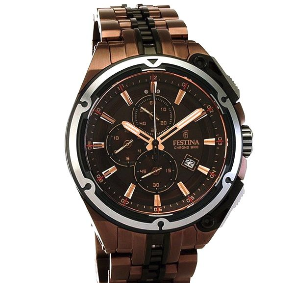 festina chrongraph limited edition copper 15000 pieces. Black Bedroom Furniture Sets. Home Design Ideas