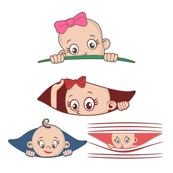 Baby Cuttable Design Cut File. Vector, Clipart, Digital Scrapbooking Download, Available in JPEG, PDF, EPS, DXF and SVG. Works with Cricut, Design Space, Cuts A Lot, Make the Cut!, Inkscape, CorelDraw, Adobe Illustrator, Silhouette Cameo, Brother ScanNCut and other software.