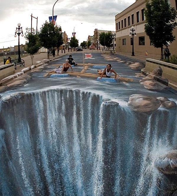 25 Amazing Street Art Examples