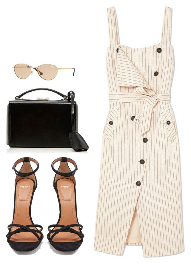 Sin título #4032 by camilae97 on Polyvore featuring Altuzarra, Givenchy, Mark Cross and Vogue