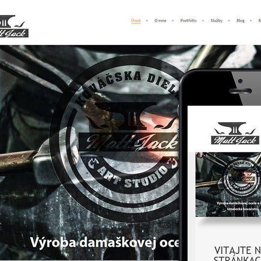 😊💻Sme radi, že medzi naše projekty môžeme zaradiť aj web kováčskej dielne. Čo poviete na dizajn tohto webu?👍😉 #praca #sluzby #slovakia #slovensko #modernewebstranky #webdesign #webdeveloper #webpage #developer #programming #programmer #UX #UI #responsive #interface #redesign #branding #inspiration #logo #design #graphicartist #logodesigner #logoinspirations #creativity #trends #presentation #portfolio