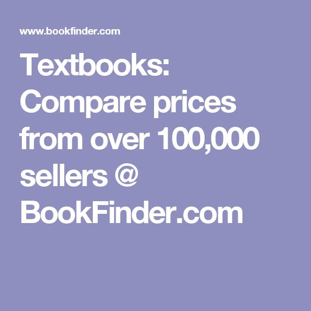 Best 25 textbook finder ideas on pinterest non fiction genres textbooks new used or rental offers save up to by comparing prices from over sellers prices include shipping and coupons fandeluxe Choice Image