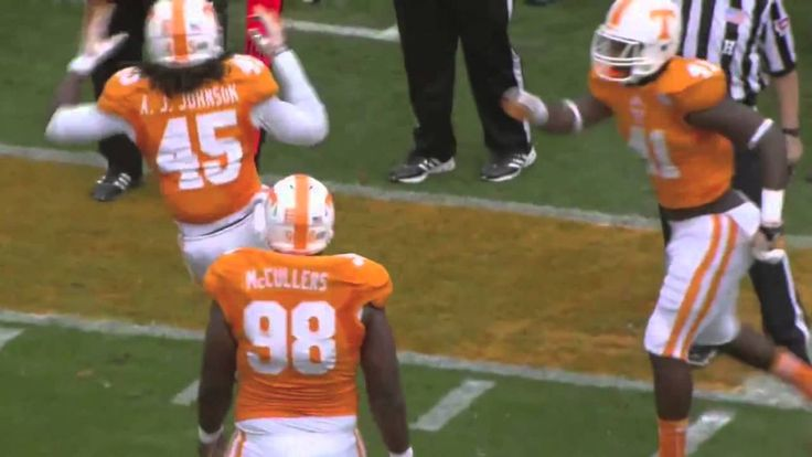 Tennessee Football 2014 Hype Video from Zach Thomas on youtube.