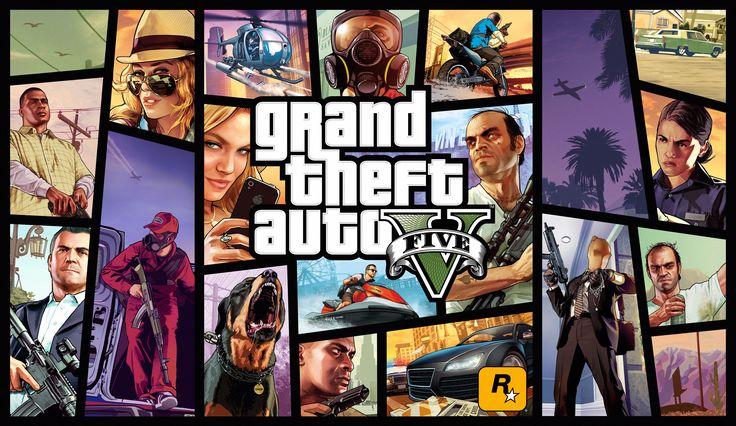 Grand Theft Auto V Telecharger Gratuit Jeux PC