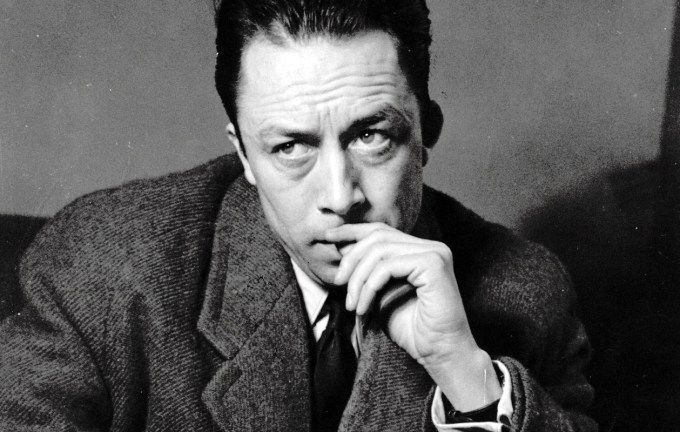 """Albert Camus on Strength of Character and How to Ennoble Our Minds in Difficult Times """"We must mend what has been torn apart, make justice imaginable again in a world so obviously unjust, give happiness a meaning once more…"""""""