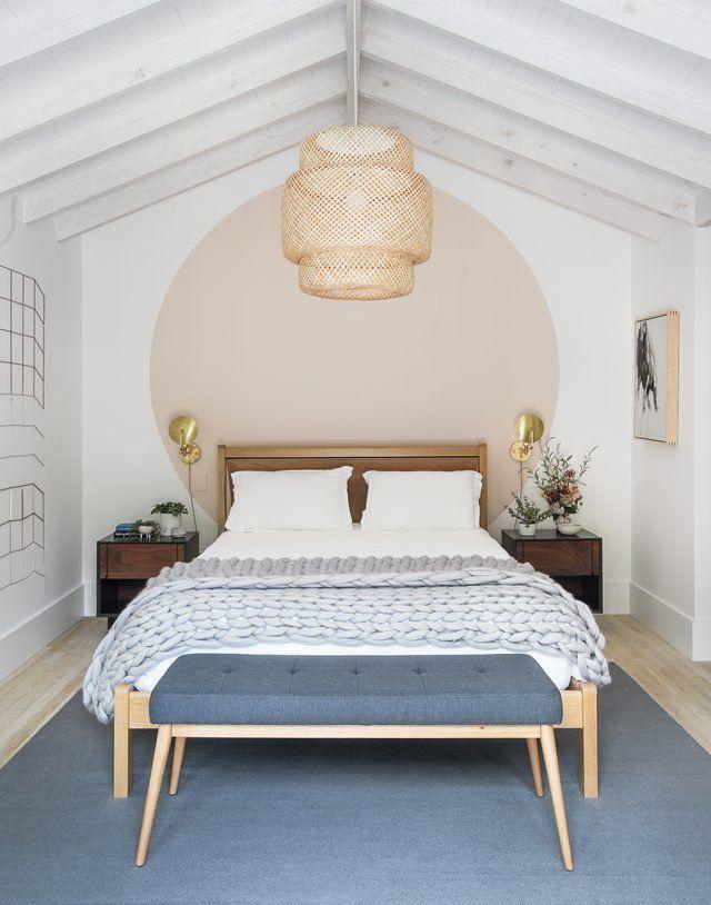 Scandinavian Beach House Chic Is Our New Favorite Look Hunker Fresh Bedroom Bedroom Interior Room Makeover