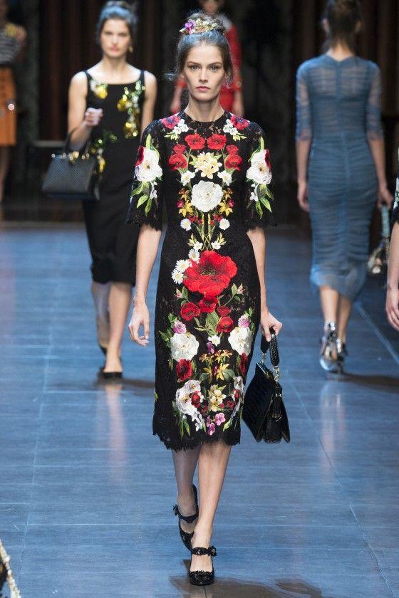 Dolce & Gabbana Spring Summer 2016 Full Fashion Show [runway]