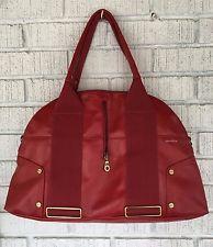 Samsara by Matt and Nat Vegan Eco Friendly Red Shoulder Bag Large FREE SHIPPING
