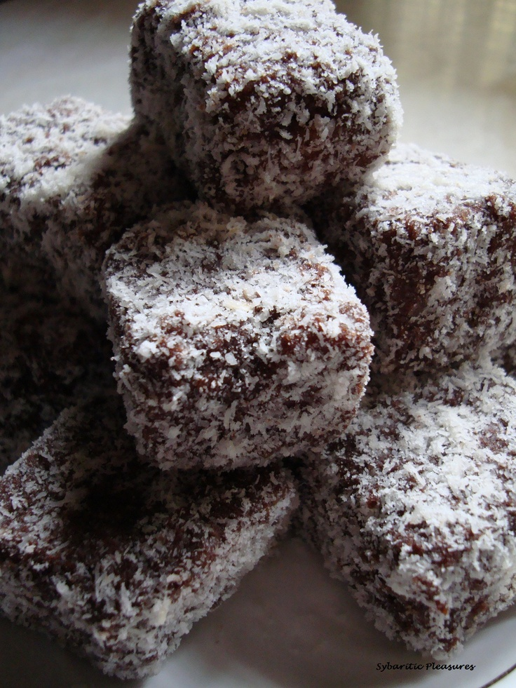 Lamingtons | The Deliciously Sweet Confessions of a Self-Indulgent Sybarite