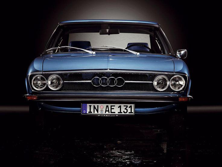 1970 Audi 100 Coupé S