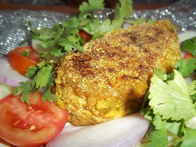 Raksha's Kitchen: Mouth Watering Stuffed Mackerel's