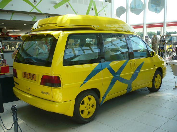 PEUGEOT 806 Surf concept-car 1996