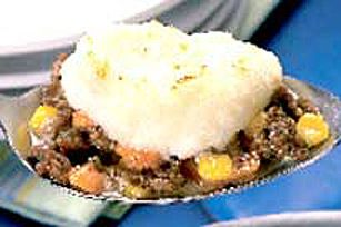 Simple Shepherds Pies recipe