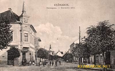 Ulica MUDr. Alexandra