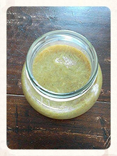 #rabarberjam by kokkie anoukie  #rabarber uit eigen tuin, gezoet met #stevia uit eigen tuin