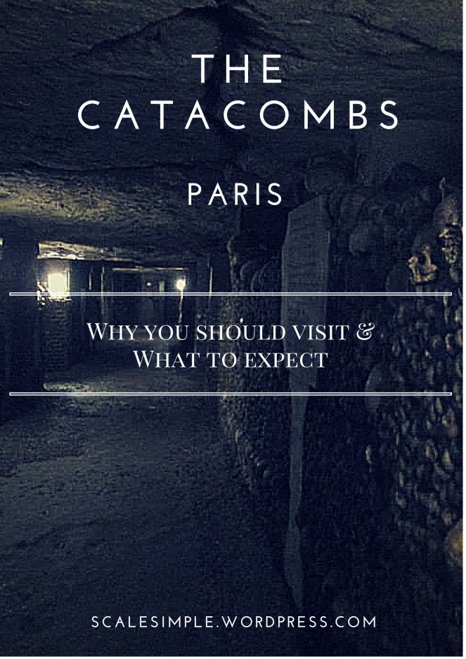 Planning a trip to Paris? The Catacombs Paris is a great place to explore!