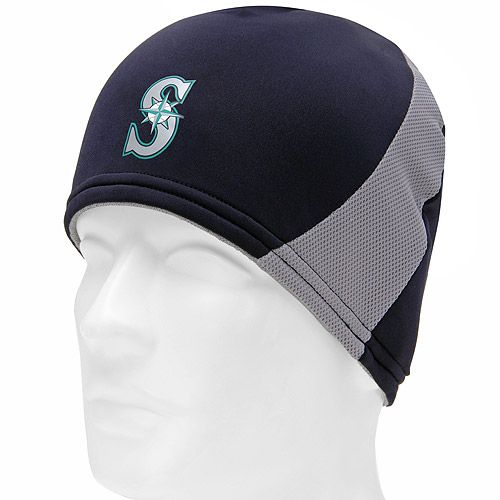 mariners baseball cap womens authentic collection performance knit